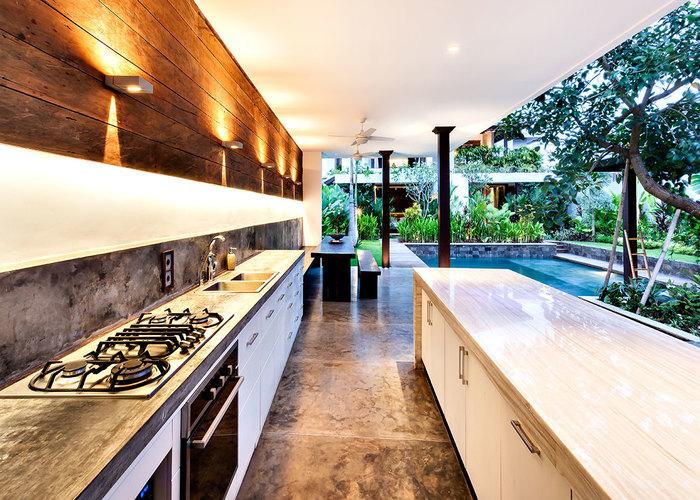 Outdoor kitchen wellington