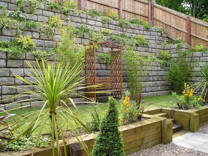 Retaining walls lower hutt
