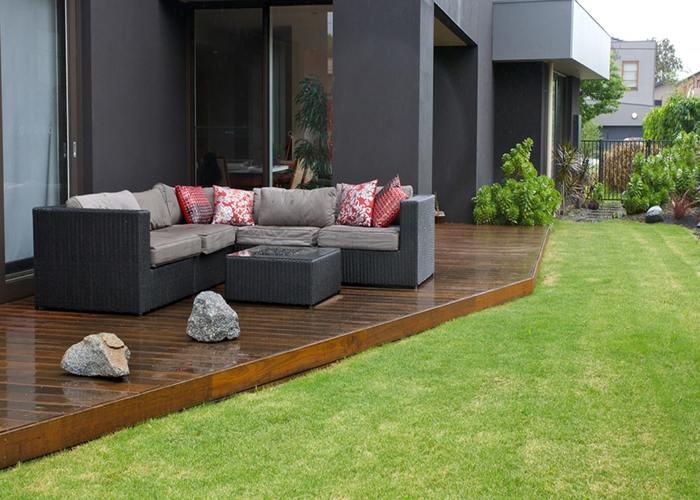 affordable garden services Wellington