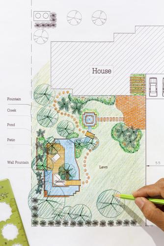 landscape designer wellington